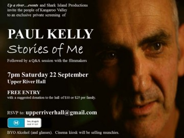 Paul Kelly – Stories of Me