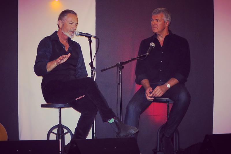 Steve Kilby & Ian Darling