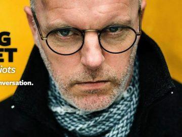 Greg Fleet: We Are Idiots – Comedy & Conversation