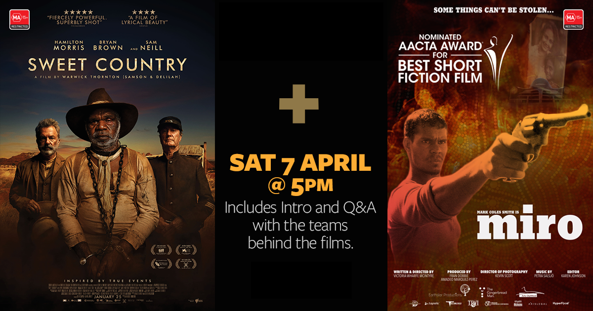 SWEET COUNTRY & MIRO