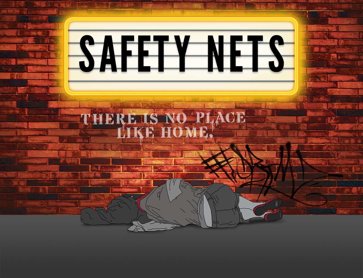 Safety Nets — Coming 2021