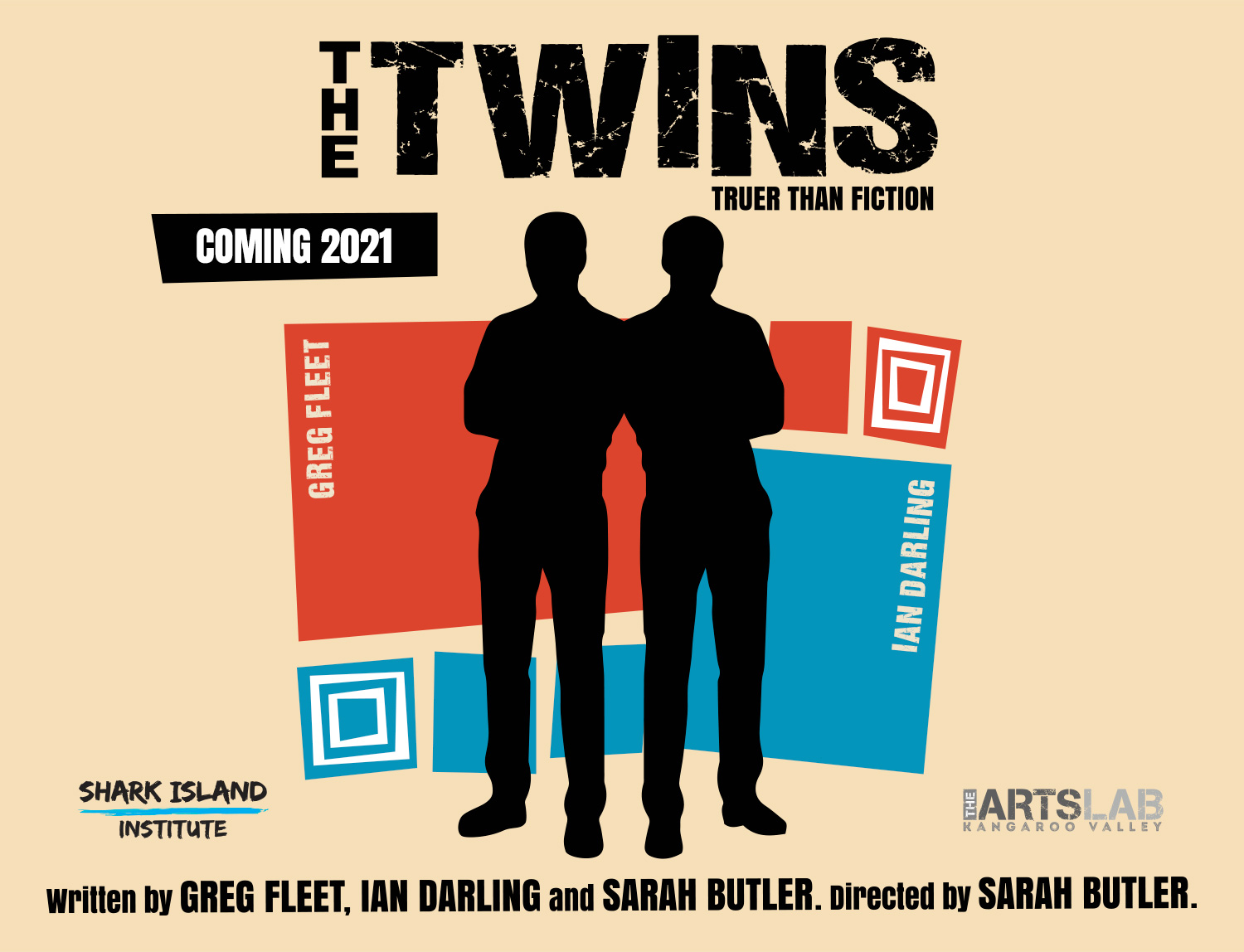 The Twins — Truer than Fiction — Coming 2021