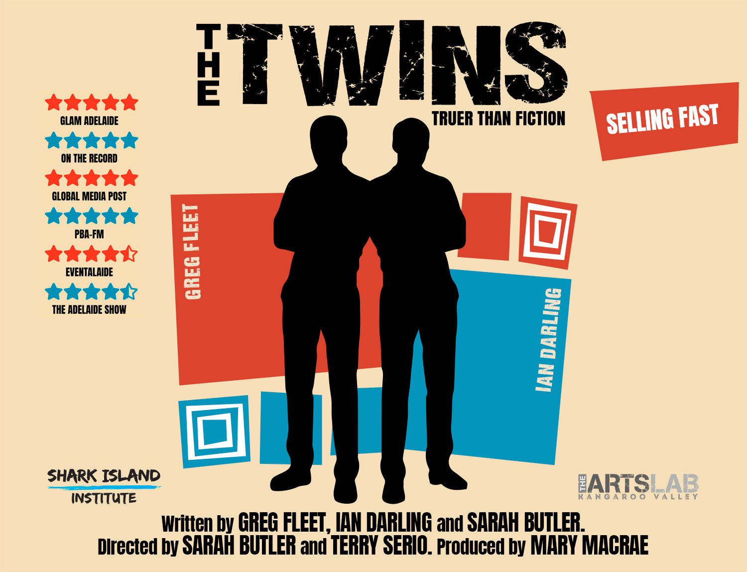 The Twins | A new Play